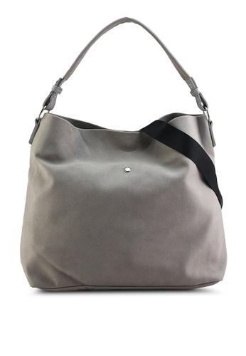 GLOBAL WORK grey Casual Shoulder Bag 07778AC3678F9FGS_1