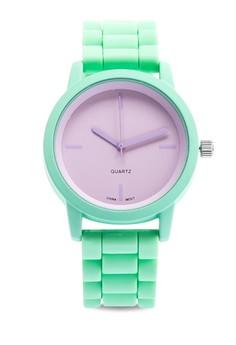 Silicone Fashion Watch