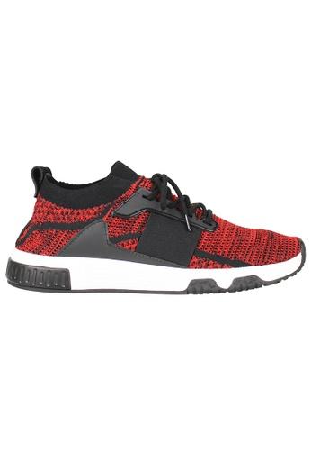 Tomaz red Tomaz TR006 Casual Sneakers (Red) C7E3ESH733DE91GS_1