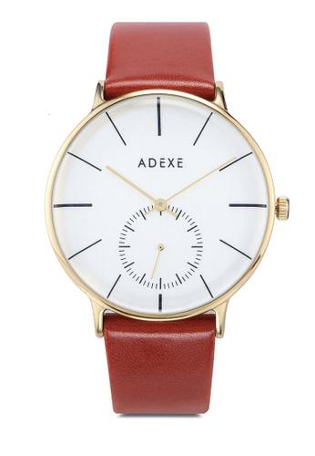 ADEXE Watches brown Freerunner Watch 5E7DDAC4DD0EC8GS_1