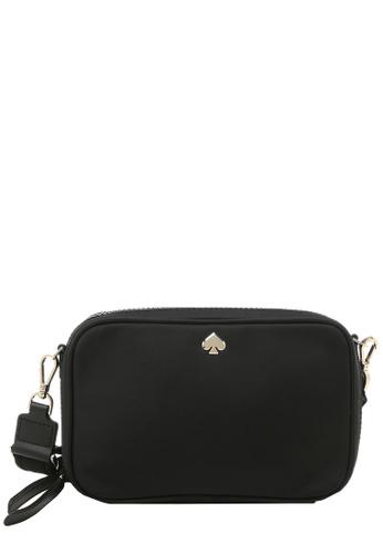 Kate Spade black Kate Spade Jae Small Camera Bag in Black 0D713AC83568C5GS_1