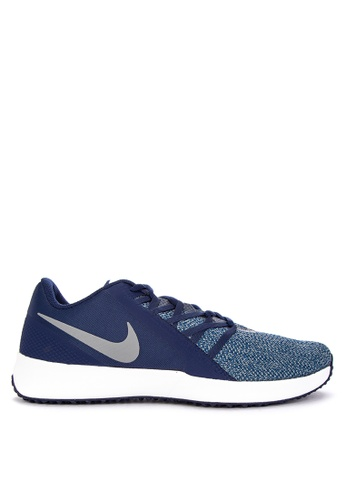 Nike blue Nike Varsity Compete Trainer Shoes 3D4F9SHC03F948GS_1