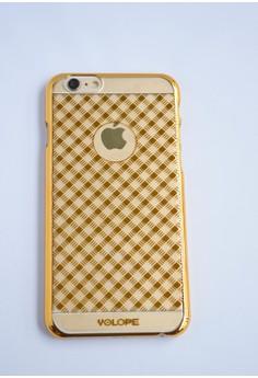 Luxurious Plead Case for iPhone 6 plus/ 6s plus