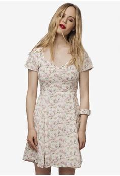 11390f1f52 Compania Fantastica multi Romantic Flower Dress 66CFAAA5411567GS 1