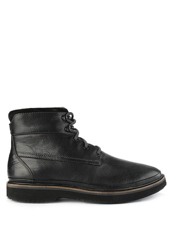 Hush Puppies black Bernard Conv Boot FD0AESHA60EBD4GS_1