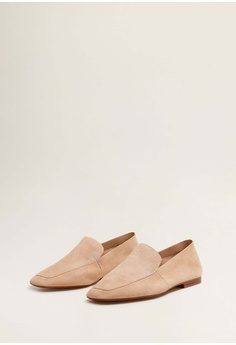 294986a2f Mango Leather Moccasin HK$ 499.00. Sizes 36 37 38 39 40
