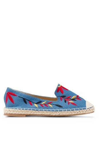 Berrybenka 藍色 Raff Octo 休閒鞋 1DAD4SH3616035GS_1