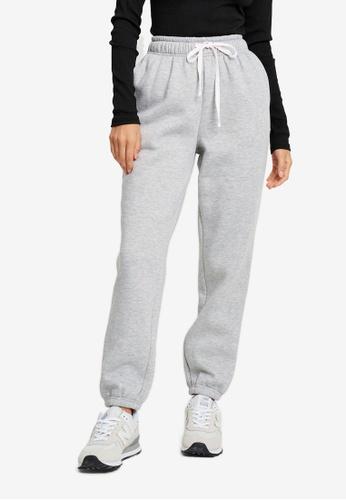 Calli grey Wellness Jogger Pants 7ECD0AA4F6A14CGS_1