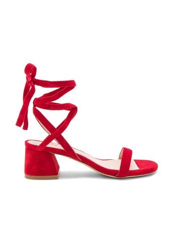 Raye red Candy Sandal F8684SH9496F8FGS_1