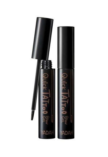 Yadah Quick Tattoo Brow Gel (02 Deep Brown) YA399BE0F2ZUSG_1