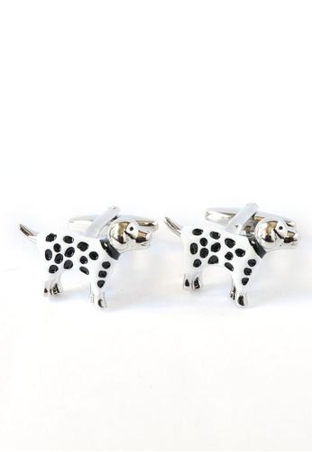 Splice Cufflinks Dalmatian Cufflinks SP744AC97DQGSG_1