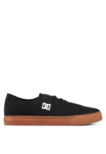 DC Shoes black Flash 2 Tx W Shoes 29E86SHB29151AGS_1