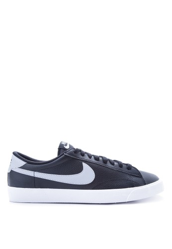 Nike black and grey Men's Nike Tennis Classic AC ND Shoes NI126SH50CCRID_1