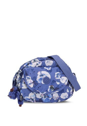 Kipling blue and multi Stelma Crossbody Bag 474B6AC48AE8AEGS_1