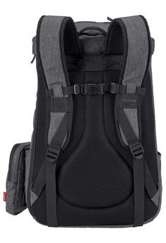 4e7be13f5be4 Nixon Nixon - Landlock 30L Backpack - Charcoal Heather (C2950168) S   128.00. Sizes One Size