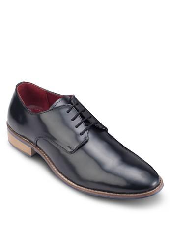 漆皮繫帶皮鞋, 韓系時尚, esprit outlet 家樂福梳妝