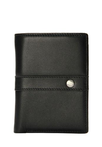SEMBONIA black SEMBONIA Men Genuine Leather Wallet (Black) 808EDACB37552CGS_1