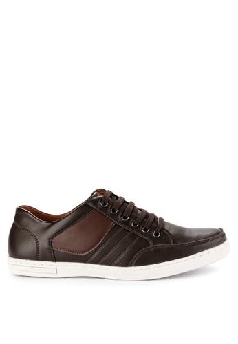 Rocklander brown Rocklander Sneakers RO753SH0UU9CID_1