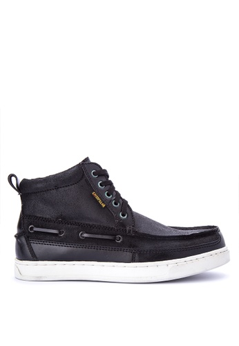 Caterpillar black EDC-10 Boots CA367SH0IS8MPH_1