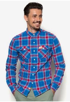 Slimline Washbasket Long Sleeves Shirt