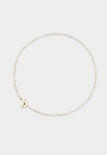 monojewelry FLORA PEARL NECKLACE 695C8ACEE187F2GS_1