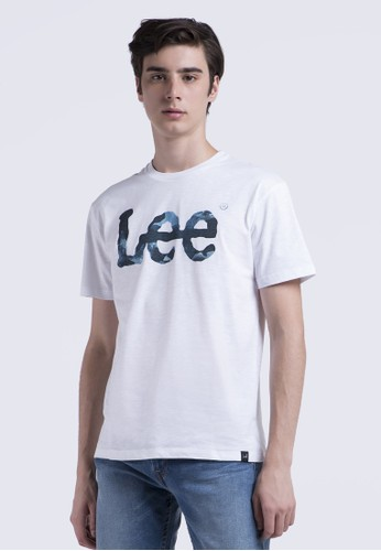 Lee white T-Shirt Short Sleeve 27A8FAAB3DC511GS_1