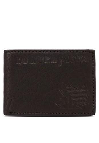 Lumberjackesprit服飾s 壓紋對折皮夾, 飾品配件, 包