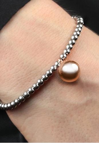 2d67b1edd Buy Morellato Boule Bracelet SALY08 Stainless Steel PVD Rose Gold | ZALORA  HK