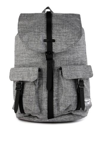 Herschel grey Dawson Backpack 8B997AC716B432GS_1
