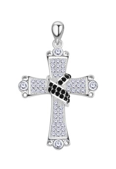Cross Stone Pendant