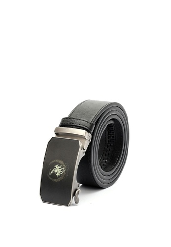Swiss Polo black Swiss Polo 40mm Automatic Belt 578F4ACA59FF0BGS_1