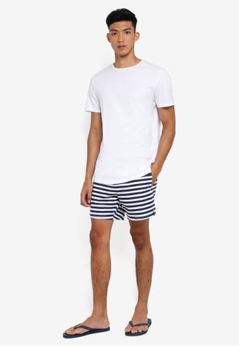 BOSS multi Bannerfish Swim Shorts x Joseph Schooling Capsule D13BEUS4301C71GS_1