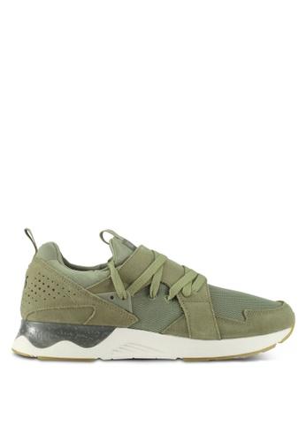 ASICSTIGER green Gel-Lyte V Sanze TR Shoes AS610SH0SVU2MY_1