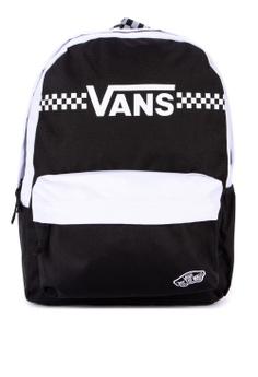 5412fe15d0 VANS black Good Sport Realm Backpack 9227DAC2EC1906GS 1