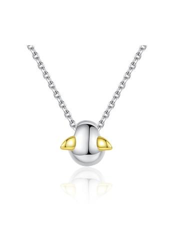 SUNRAIS silver Premium Silver S925 Silver Fashion Necklace 13FC8ACEC2B479GS_1