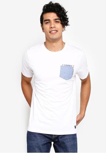Brave Soul 多色 圓領格紋T恤 21C08AA5E12C98GS_1