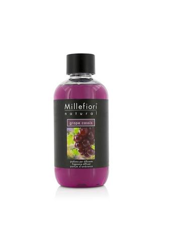 Millefiori MILLEFIORI - Natural Fragrance Diffuser Refill - Grape Cassis 250ml/8.45oz 824B3HL9482A79GS_1