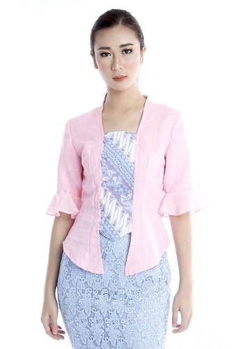 DhieVine Batik pink and blue Srirejeki Parang Kebaya DH514AA0VF3PID 1 b41bd6b72d