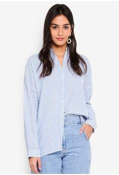 Suki Long Sleeve Long Shirt