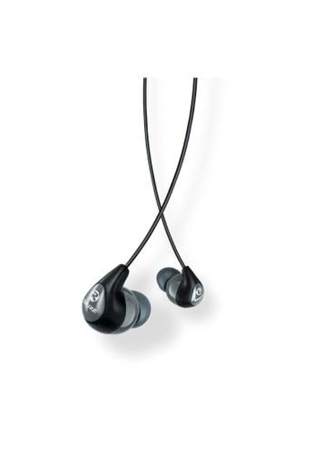 Shure grey Shure SE112 Sound Isolating Earphones (Grey) D2EBFES0EB5873GS_1