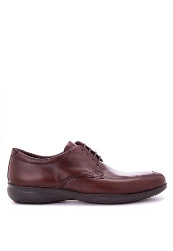 ECCO brown Grenoble Formal Shoes EC876SH0JC7RPH_1