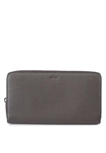 Bally grey Balen B Wallet (oc) 7EF57ACB470BD8GS_1