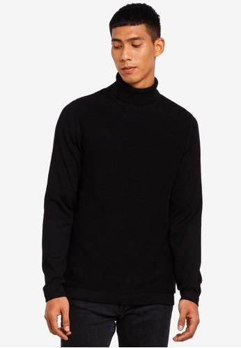 ESPRIT black Long Sleeve Jumper E00E3AAA3B1DD2GS_1