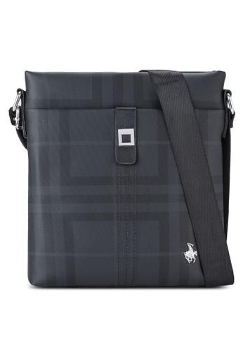 Swiss Polo black Swiss Polo Fashion Bag SW912AC26XFDMY_1