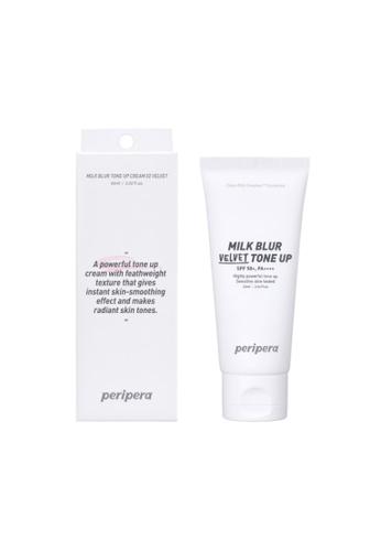 Peripera red PERIPERA Milk Blur Tone Up Cream [3 Shades to Choose] 42CA6BE806C7EDGS_1