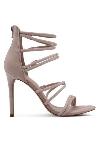 ALDO pink Onianiel Heeled Sandals 48F6ASHA07226FGS_1