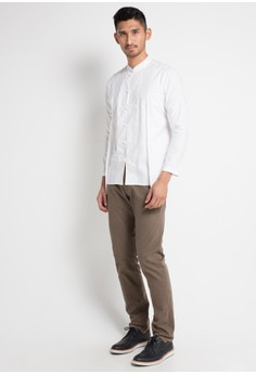 50% OFF EDITION Oriental Shirt Rp 379.900 SEKARANG Rp 189.950 Ukuran S M L  XL XXL 94de76a32d