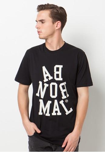 Endorse black Endorse Tshirt Abnormal Black END-QA003 EN861AA58AKFID_1