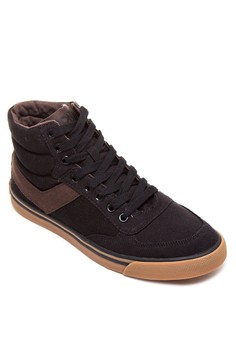 Canon Hi Lace-up Sneakers