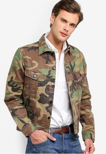 e8352b47a0c6f7 Shop Polo Ralph Lauren Storm Rider Denim Jacket Online on ZALORA Philippines